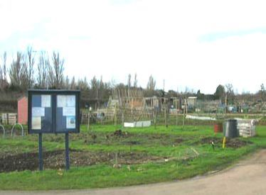 Romsey Town Council Allotments